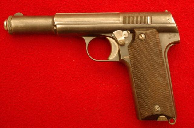 foto Pistole Astra 600/43
