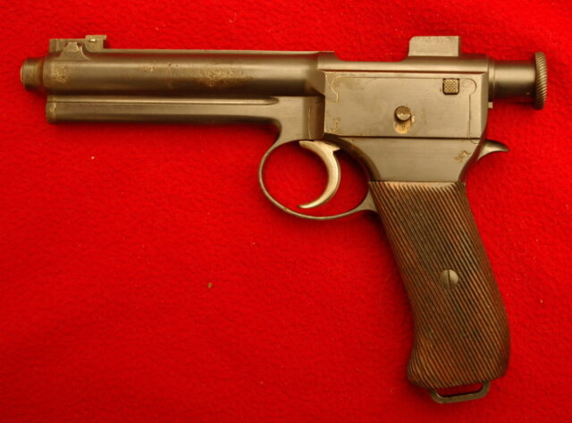 foto Pistole Roth-Steyr M1907