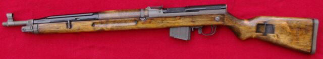 foto Československá puška vz.52/57 – NENÍ SKLADEM