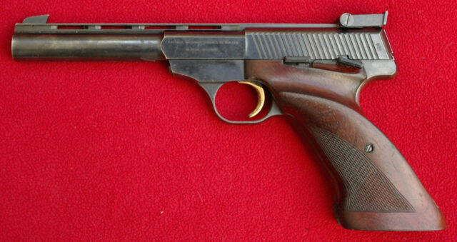 foto Sportovní pistole FN 150