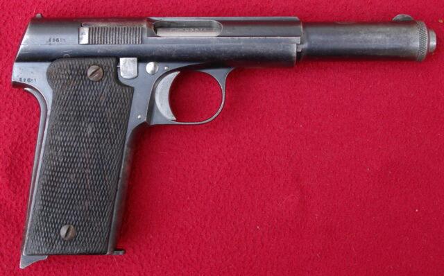 foto Pistole Astra 400