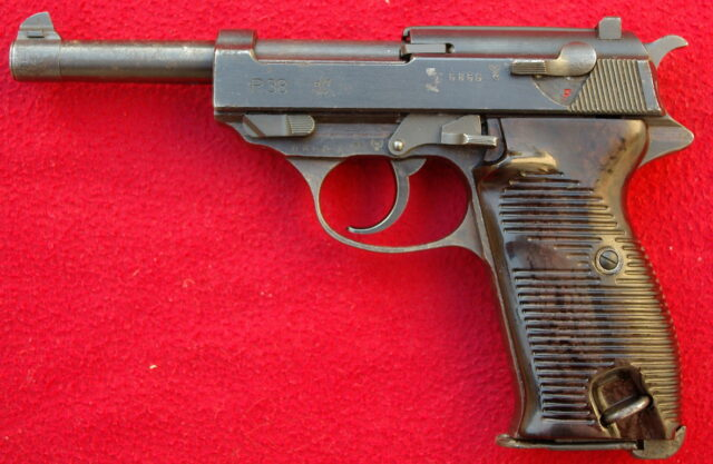 foto Walther P.38