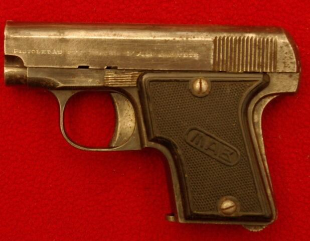 foto Pistole MAB Model A