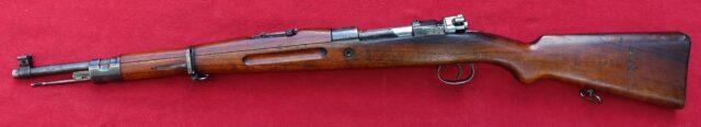 foto Československá puška vz.33