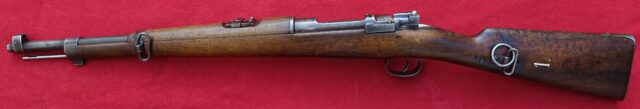 foto Chilský Mauser model 1895 – karabina