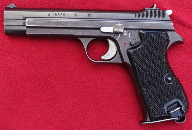 foto Pistole SIG P210