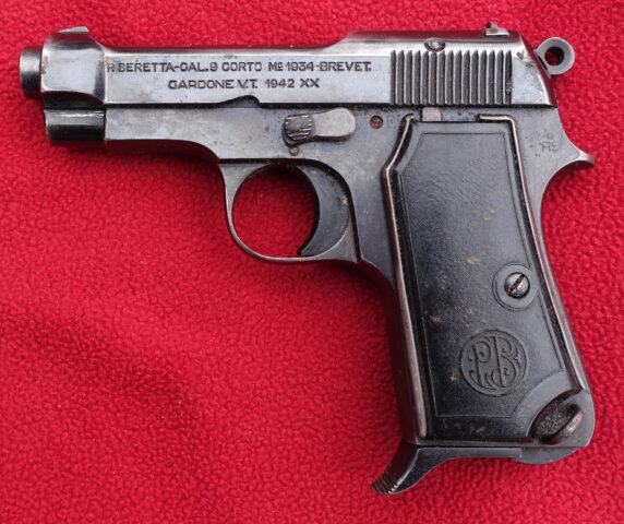 foto Pistole Beretta M1934
