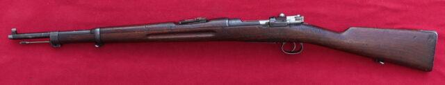 foto Puška Mauser M.96/38