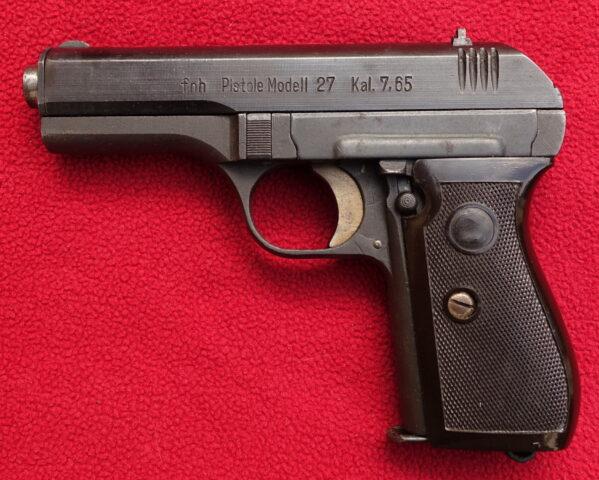 foto Pistole ČZ Vz.27