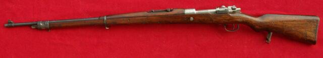 foto Puška Mauser 1908 pro Brazilii