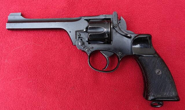 foto Revolver Enfield No. 2 Mk I