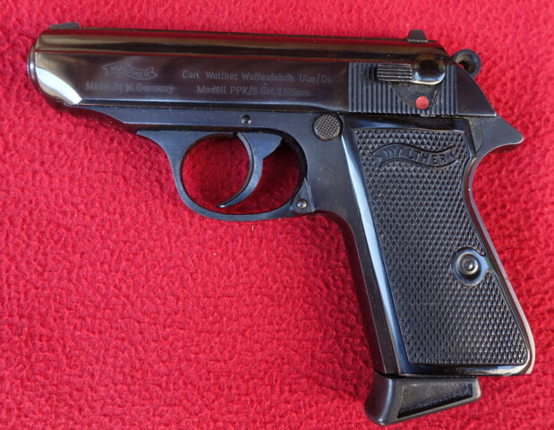 foto Pistole Walther PPK/S