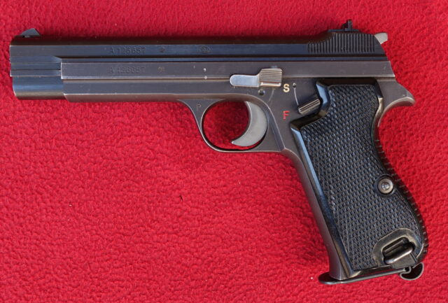 foto Pistole SIG 210