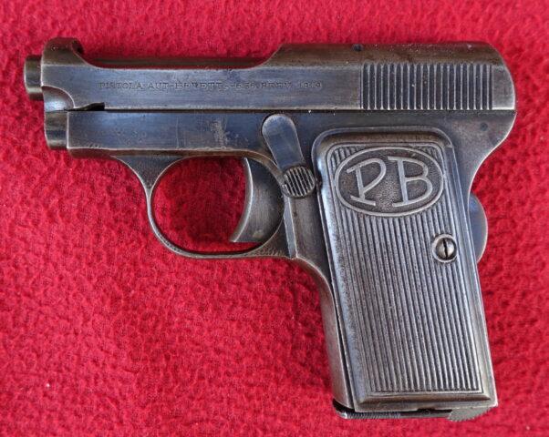 foto Pistole Beretta 1919
