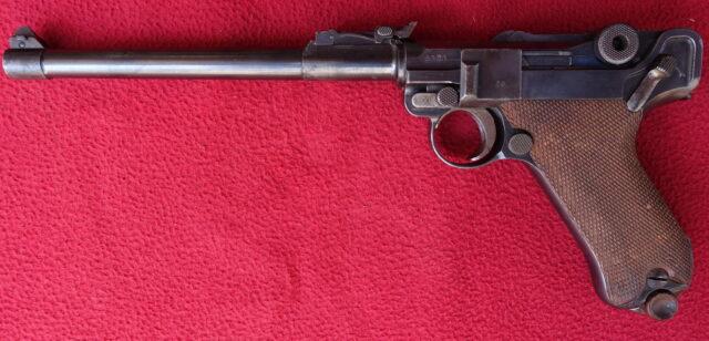 foto Pistole DWM LP.08