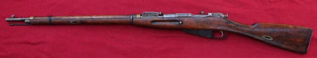 foto Dragounská puška Mosin 1891