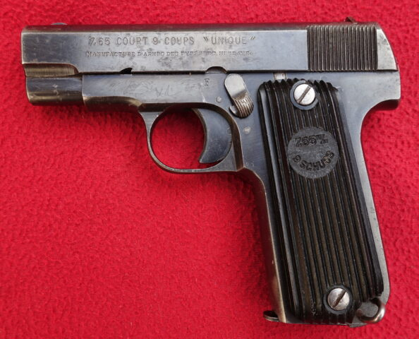 foto Pistole Unique model 17