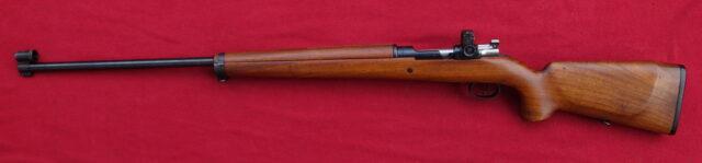 foto Švédská sportovní puška M/63