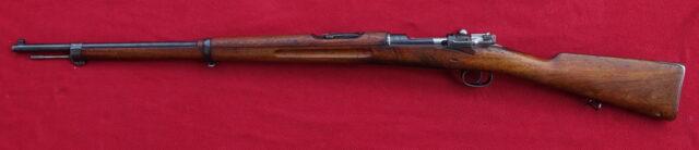 foto Puška švédský Mauser M/96
