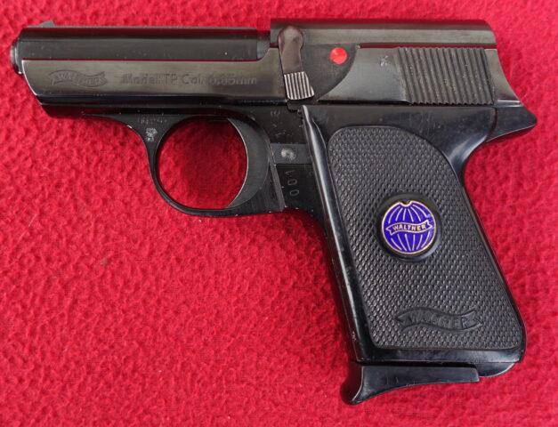 foto Pistole Walther TP – ráže 4mm Flobert