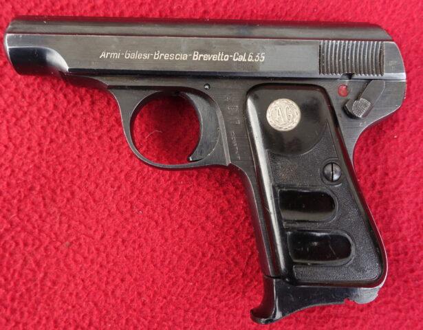 foto Pistole Galesi – ráže 4mm Flobert