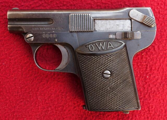 foto Pistole ÖWA
