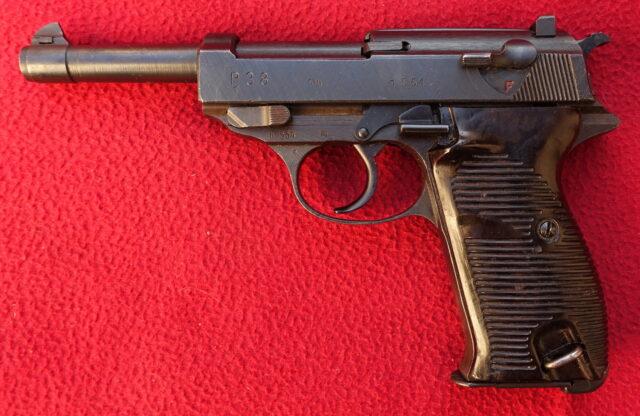 foto Pistole Spreewerk P.38