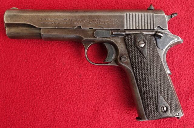 foto Pistole Colt 1911
