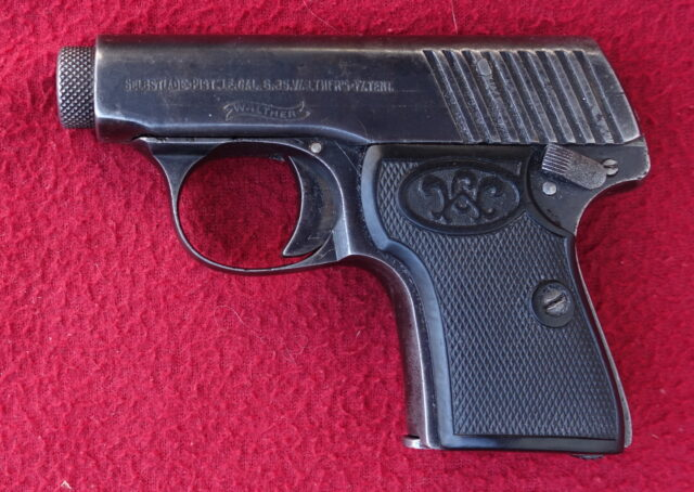 foto Pistole Walther Mod.2