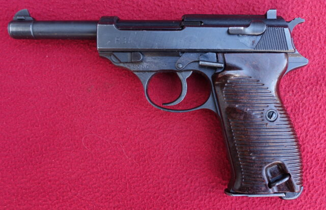 foto Pistole Walther P.38