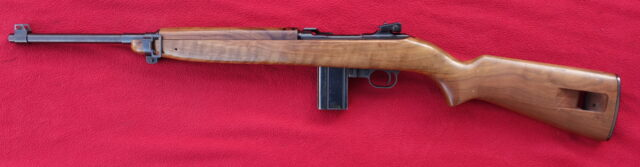 foto Puška M1 Carabine