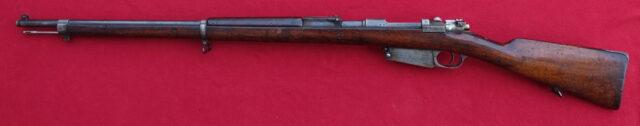 foto Puška Mauser 1891 pro Peru
