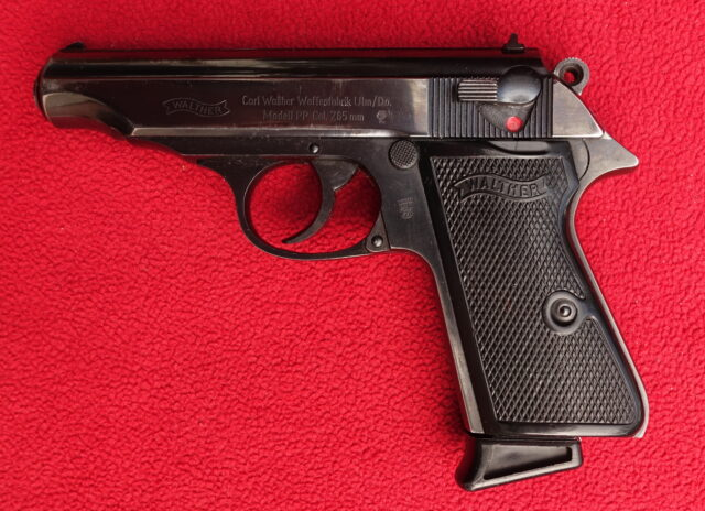 foto Pistole Walther PP