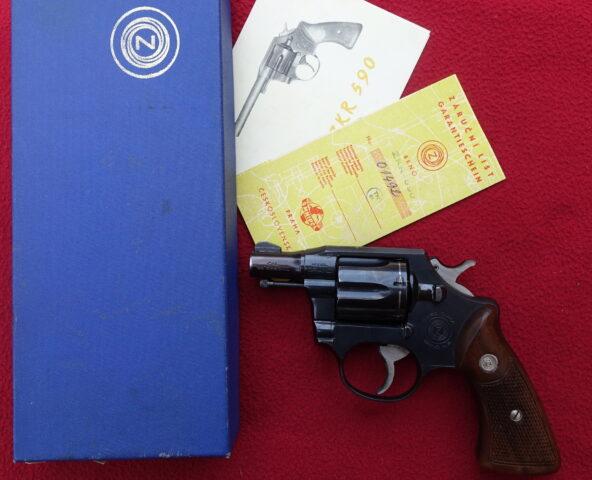 foto Revolver ČZ ZKR 590 GRAND