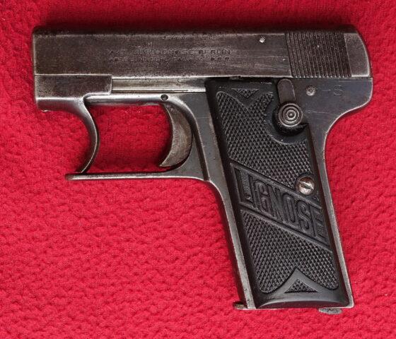 foto Pistole Lignose 3-A