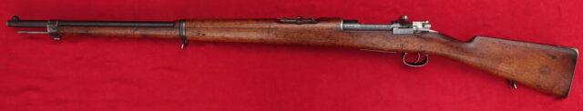 foto Puška Mauser 1895 pro Chile
