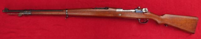 foto Puška Mauser 1909 pro Argentinu