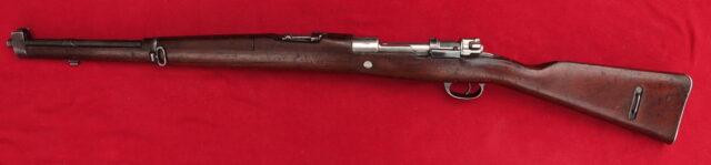 foto Karabina Mauser 1909 pro Argentinu