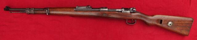 foto Puška Mauser 98k (Jugoslávie)