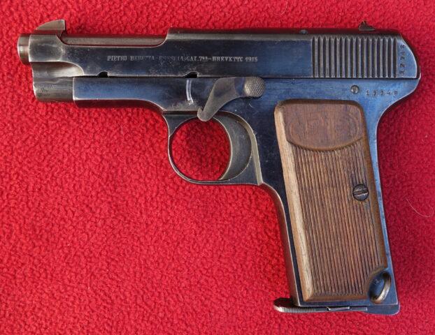 foto Pistole Beretta 1915