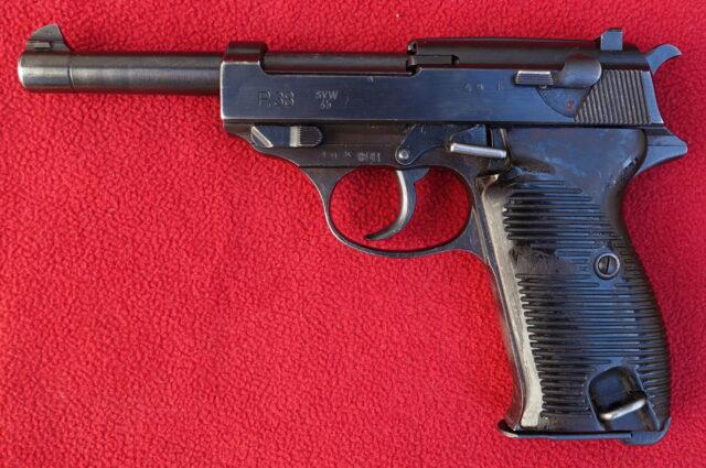 foto Pistole Mauser P.38