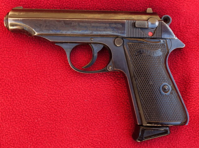 foto Pistole Walther PP Ulm – 9mm