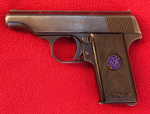 foto Pistole Walther Mod.8