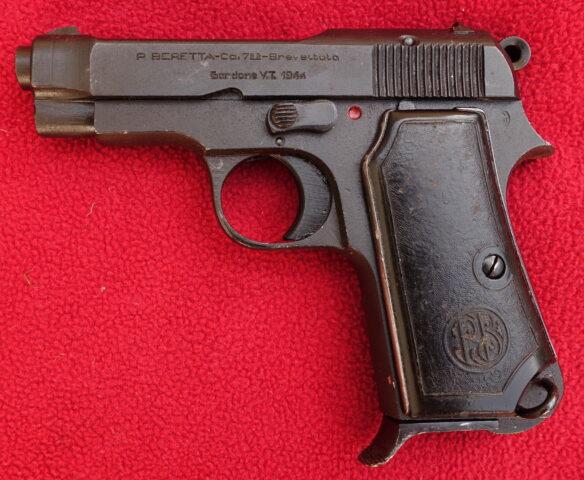 foto Pistole Beretta 1934 pro Wehrmacht