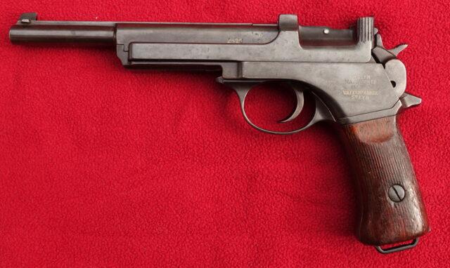 foto Pistole Mannlicher M1905