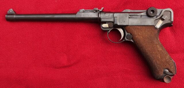 Winchester zbraň datovania podľa sériového čísla