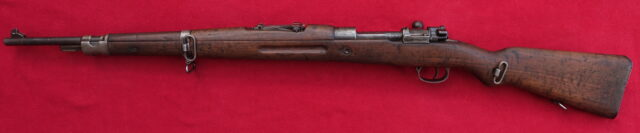 foto Československá puška vz.24 – REZERVOVÁNO