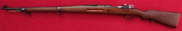 foto Československá puška vz.98/29 pro Persii