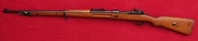 foto Puška Mauser 98