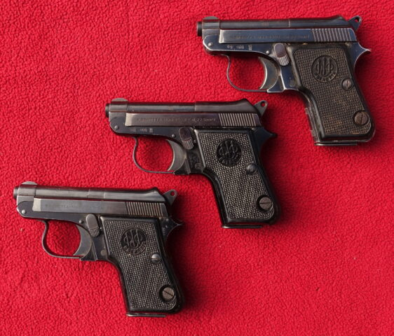 foto Pistole Beretta 950B